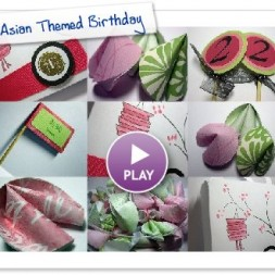 Asian Birthday Party – Sneek Peek