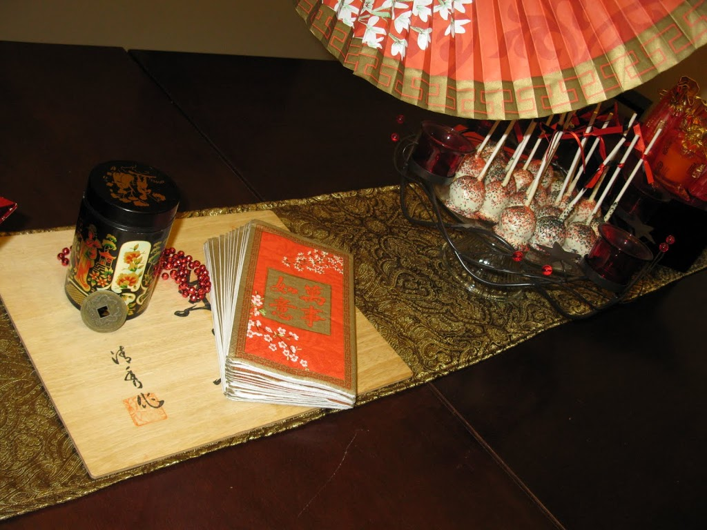 Asian Birthday Party