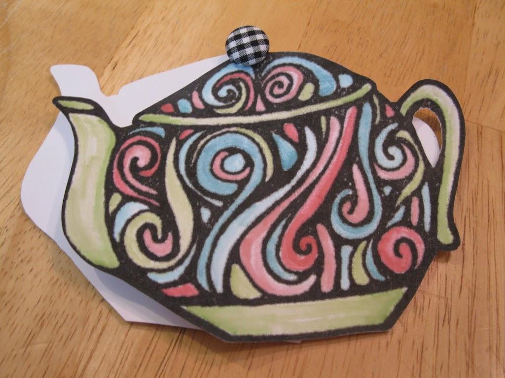 Mad Hatter Tea Party – Invitation Tutorial