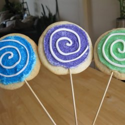 Cookie Pinwheels