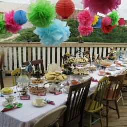 Mad Hatter Tea Party – Part II
