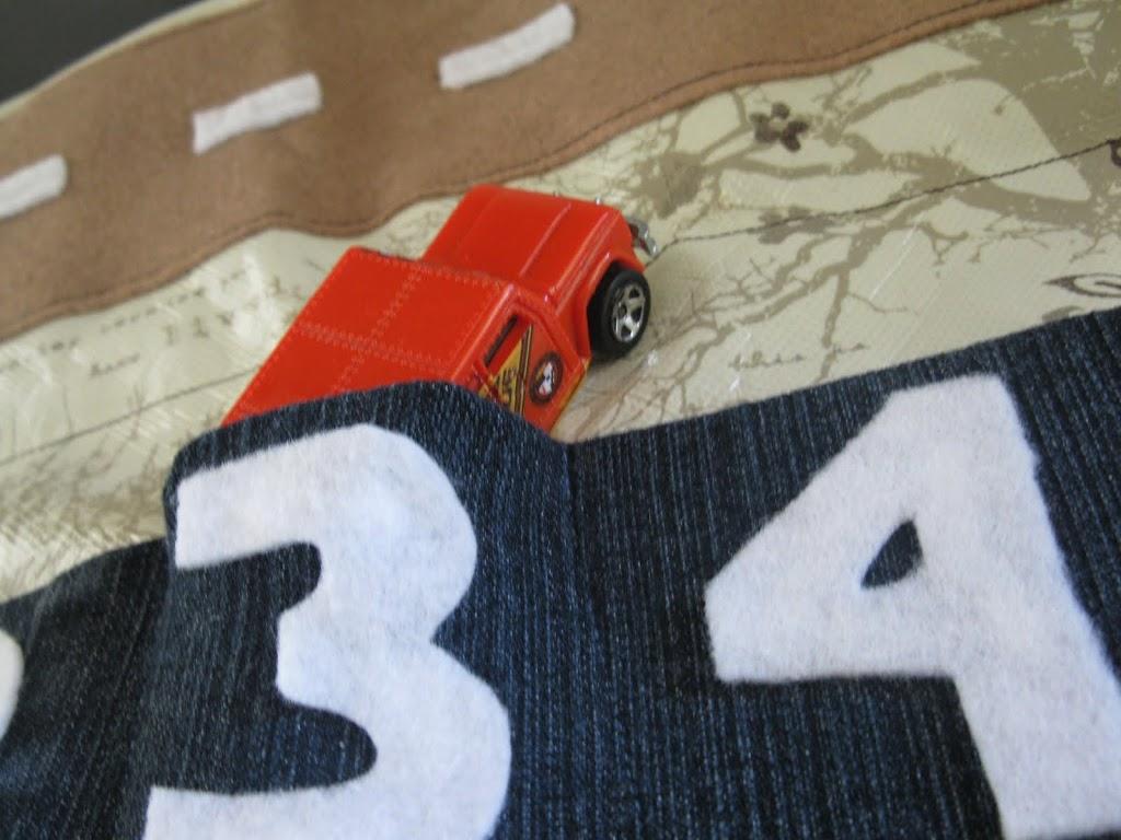 Sewing – Car Caddy