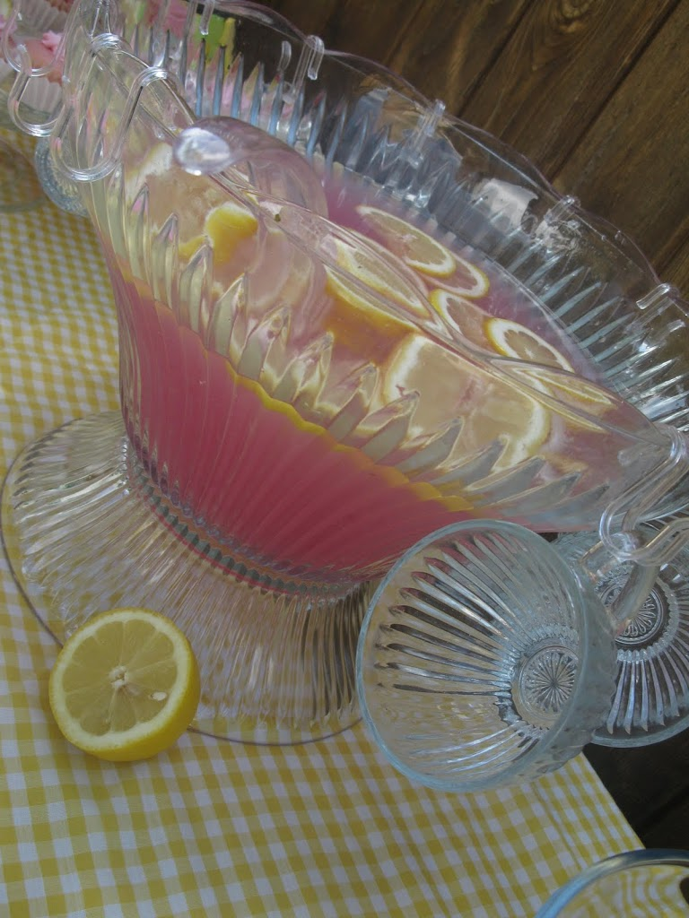 Pink Lemonade Baby Shower