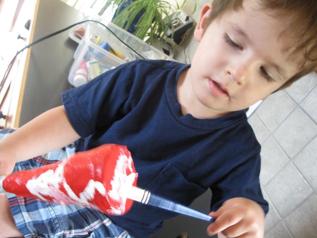 Crafting – Shaker Sticks