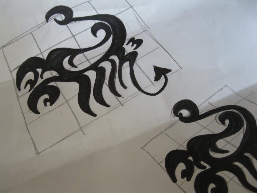 Design ~ Scorpio Tattoo