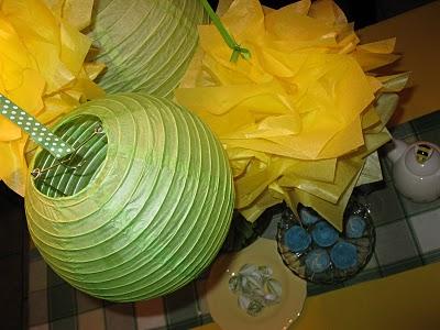 Tissue Paper Pom Tutorial