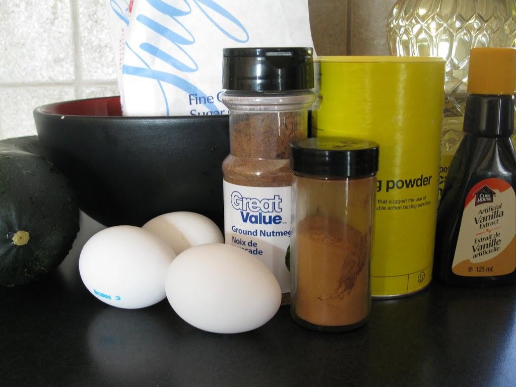 Zucchini Bread Test Kitch