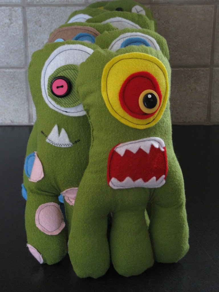Monster Doll Tutorial
