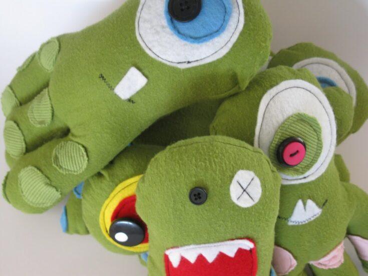 Monster Doll Tutorial