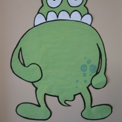 Monster Murals