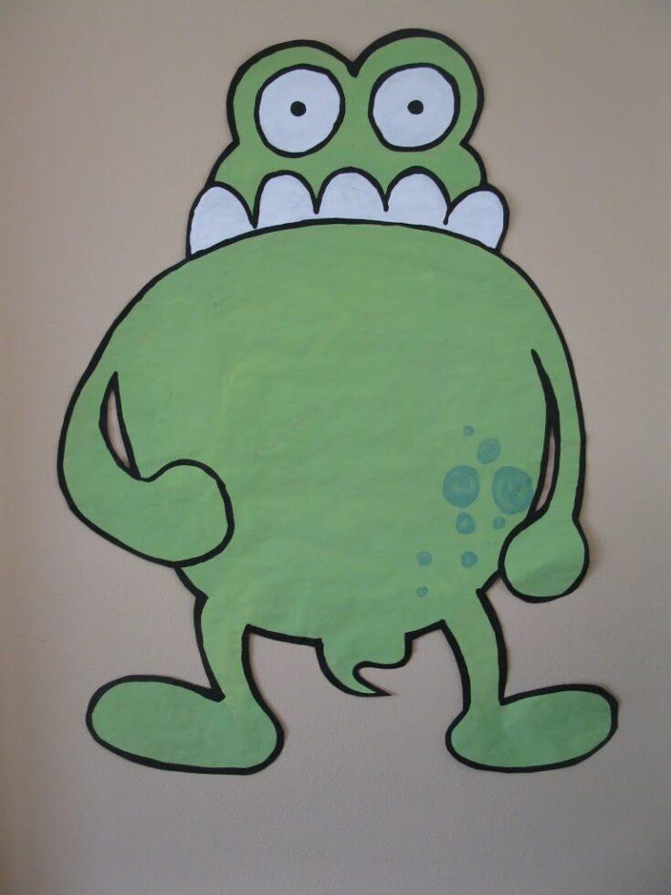 Monster Murals