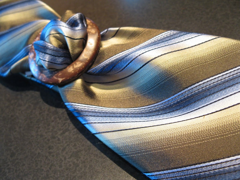 Dress & Tie Refashion