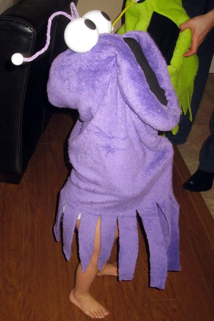 DIY Yip Yip Costume