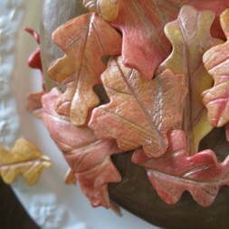 Fall Cake ~ SNEEK PEEK