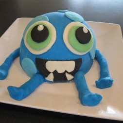Monster Bash Week ~ Monster Cakes