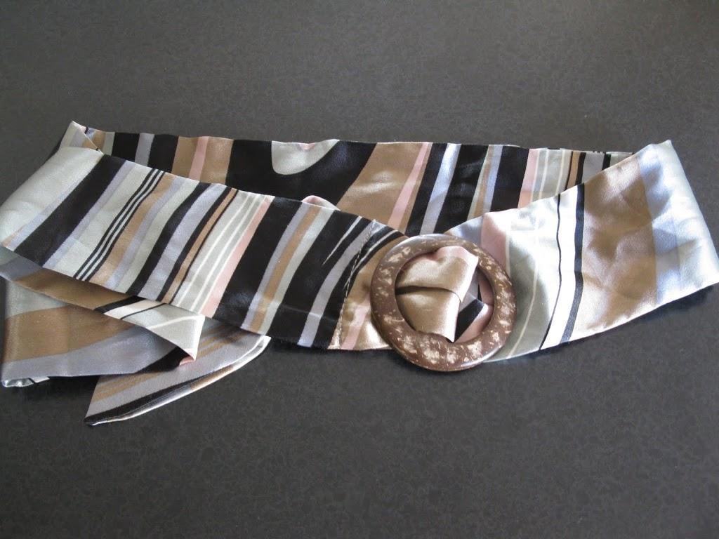 Tie to Belt Tutorial