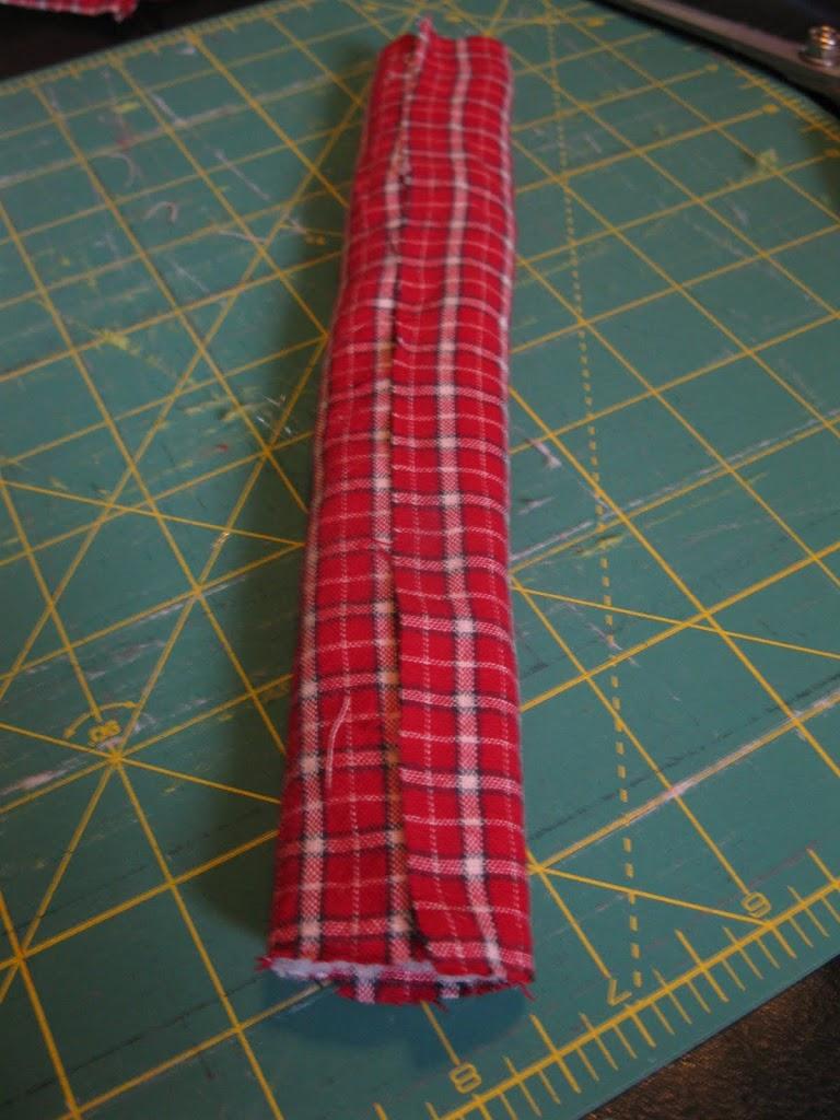 No Sew ~ Bow Tie Tutorial