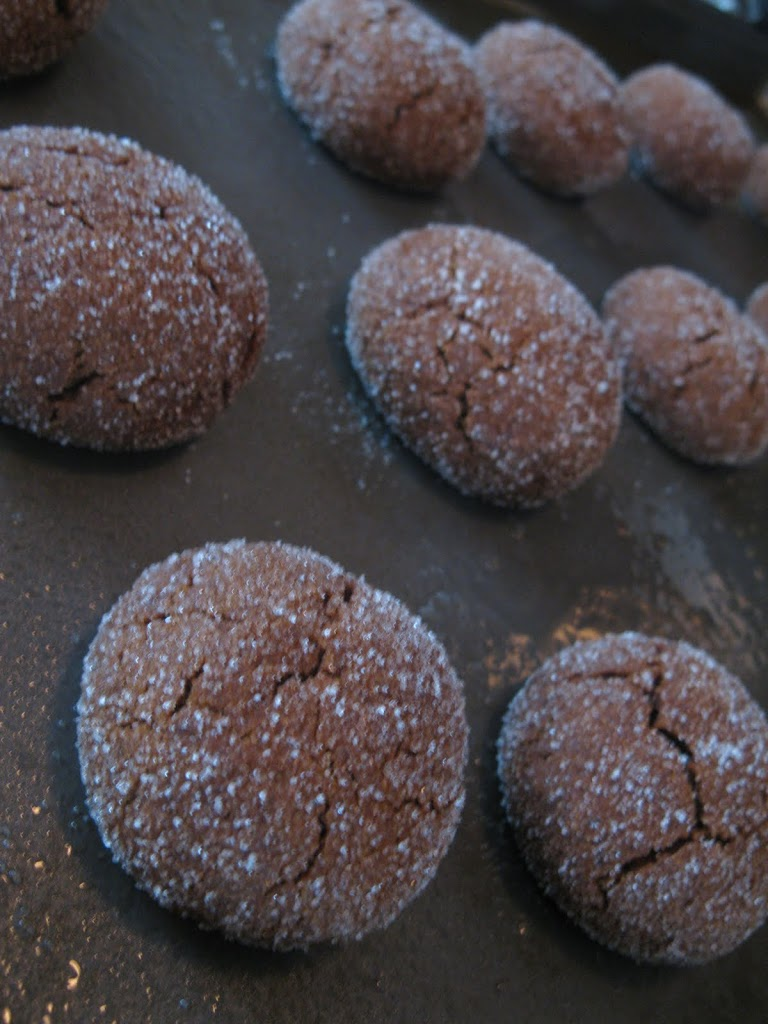 Ginger Balls