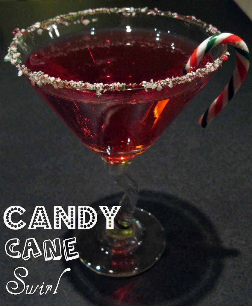 Candy Cane Swirl
