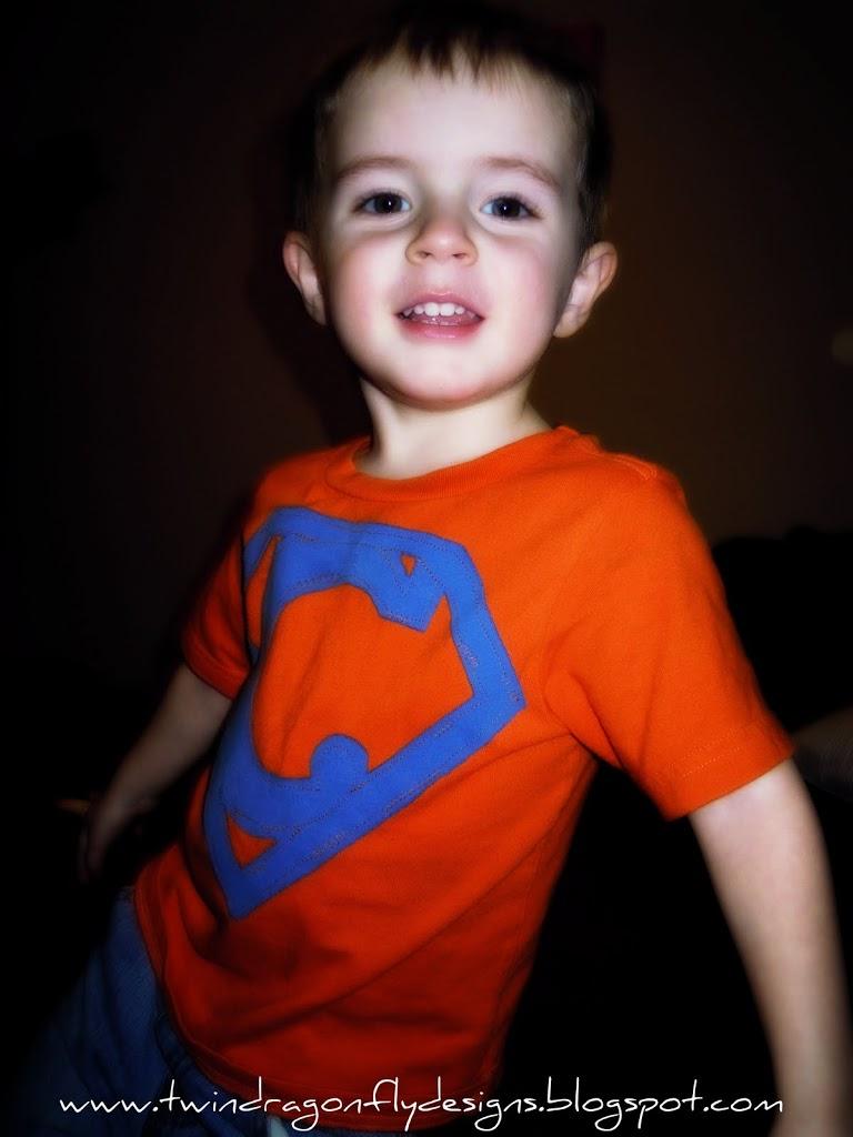 Super Hero T-shirts