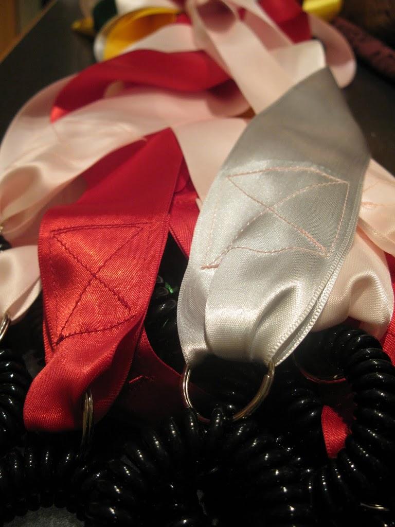 Rhythmic Dance Ribbons
