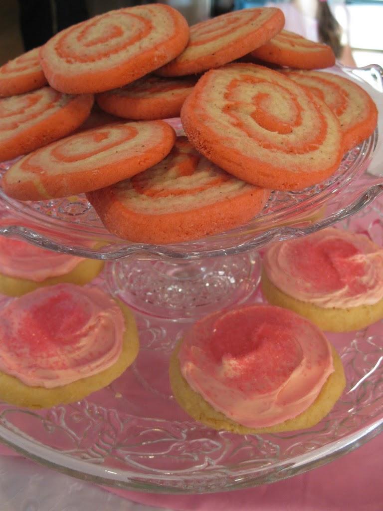 Swirl Sugar Cookies