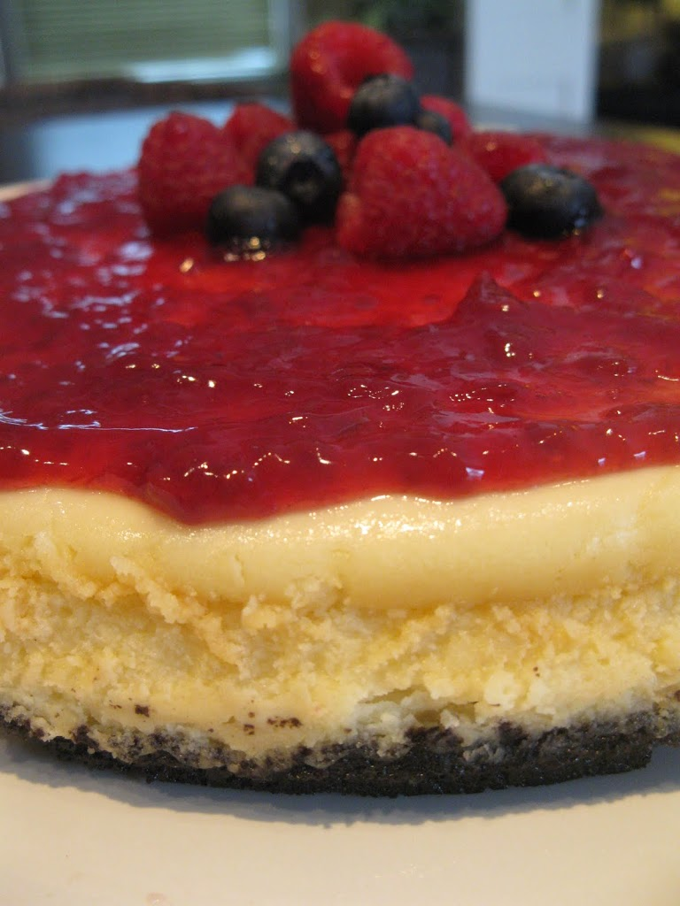 A Killer Cheesecake Recipe