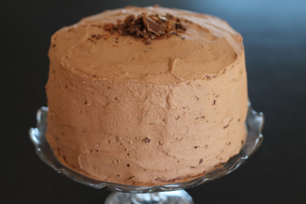 Skor Cake