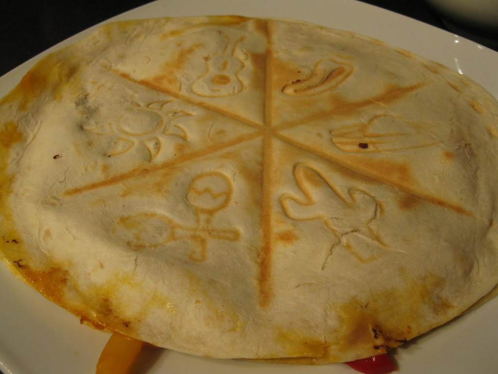 Cooking With Kids ~ Quesadillas