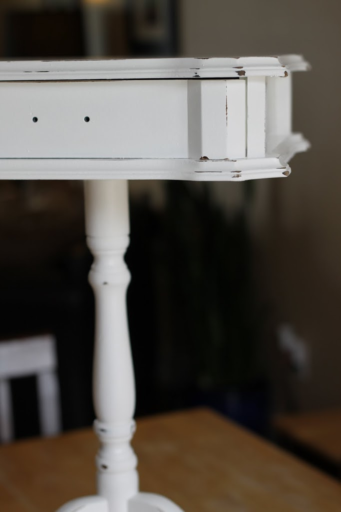 Side Table Makeover