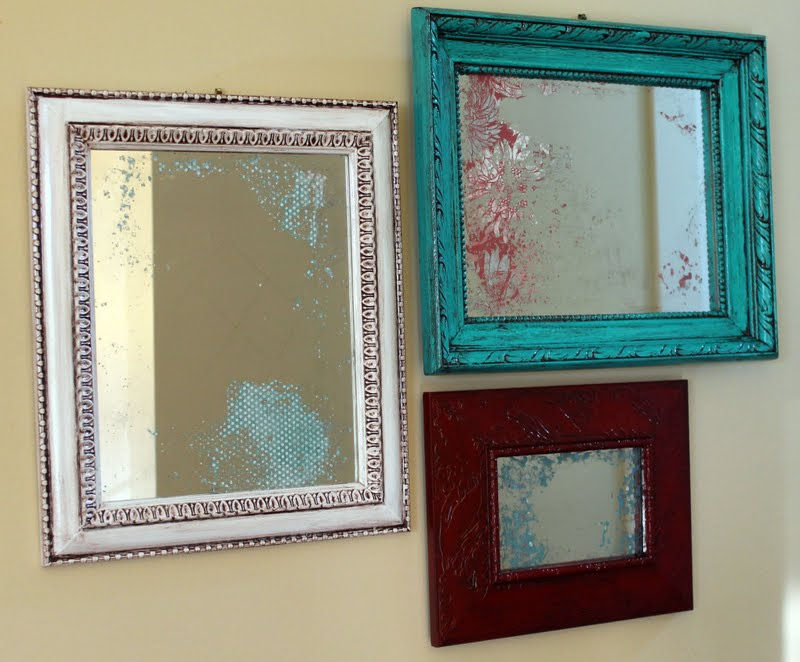Epic Antique Mirrors » Dragonfly Designs