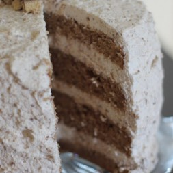 Epic Coffee Crisp Cake