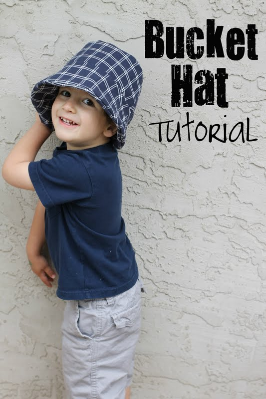 Bucket Hat Tutorial