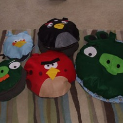 Angry Bird Sightings {II} Featuring YOUR Angry Birds…