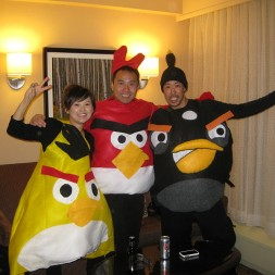 Angry Bird Sightings {VII} Featuring YOUR Angry Birds…