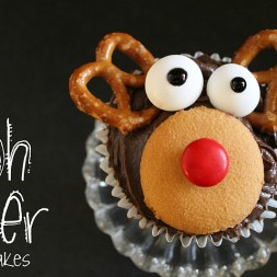 Oh Deer Cupcakes