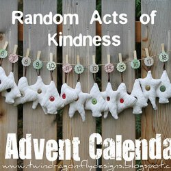 RAK Ornament Advent Calendar