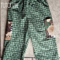 Pajama Pant Tutorial