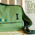 Little Boys Survival Satchel