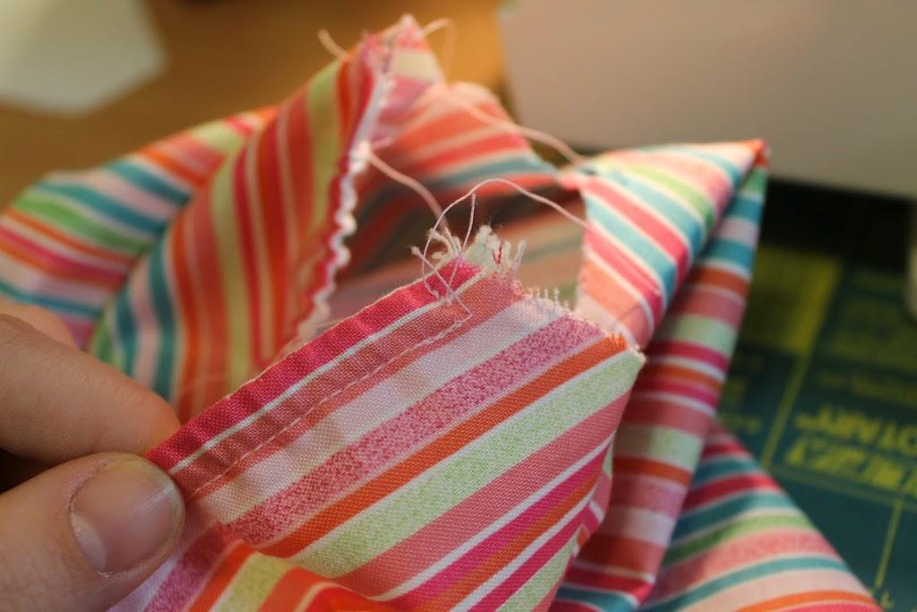 Simple Ruffle Dress Tutorial {Shabby Apple Knock Off}