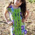 Simple Ruffle Dress Tutorial {Shabby Apple Knock Off}