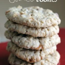 Skor Chocolate Chip Oatmeal Cookie
