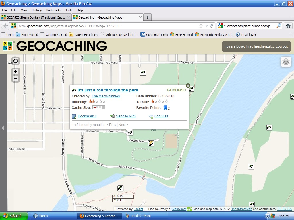 How to Start Geocaching