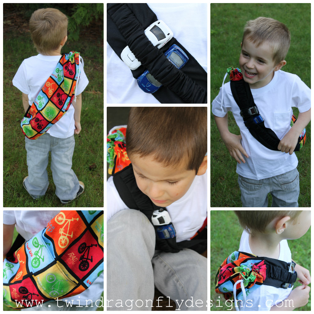 Little Boy Bike Bag A Tutorial 187 Dragonfly Designs