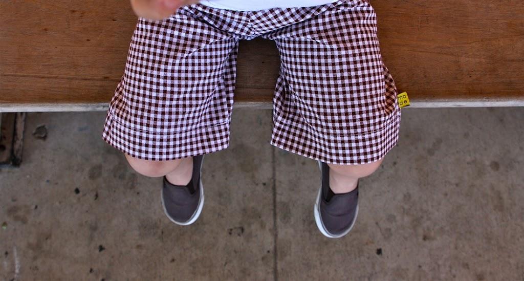 Shorts Week ~ Awesome Boy Shorts Round Up
