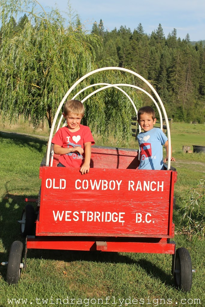 Old Cowboy Ranch ~ Campsite Review
