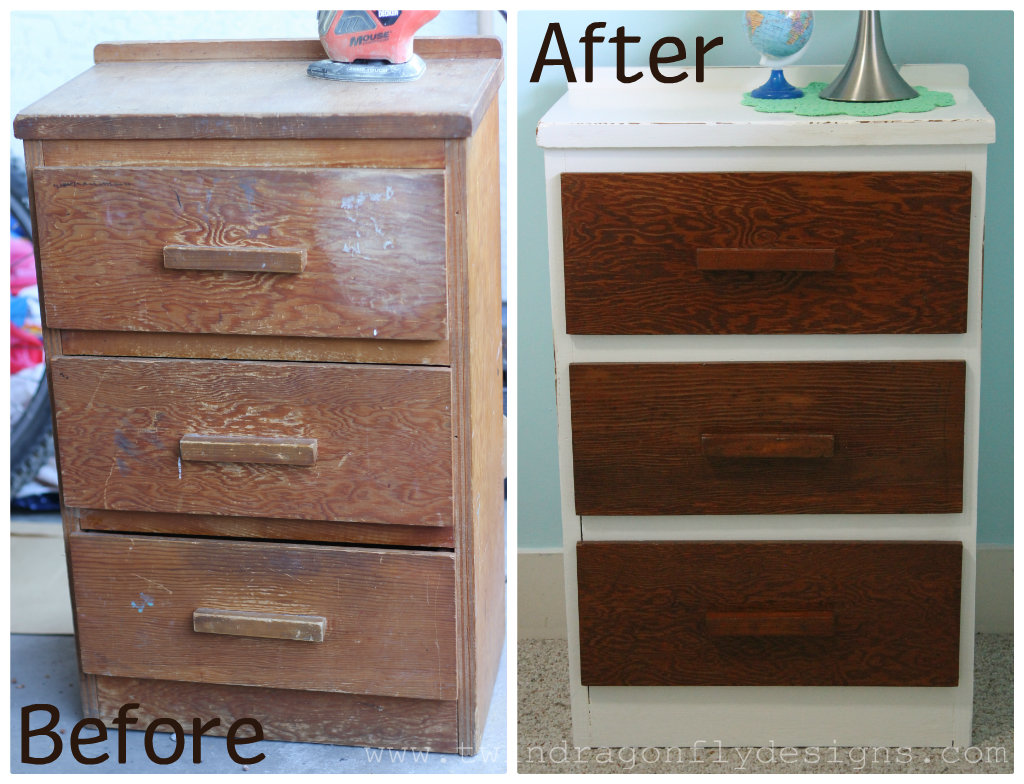 with store thrift gets makeover twist a french dresser