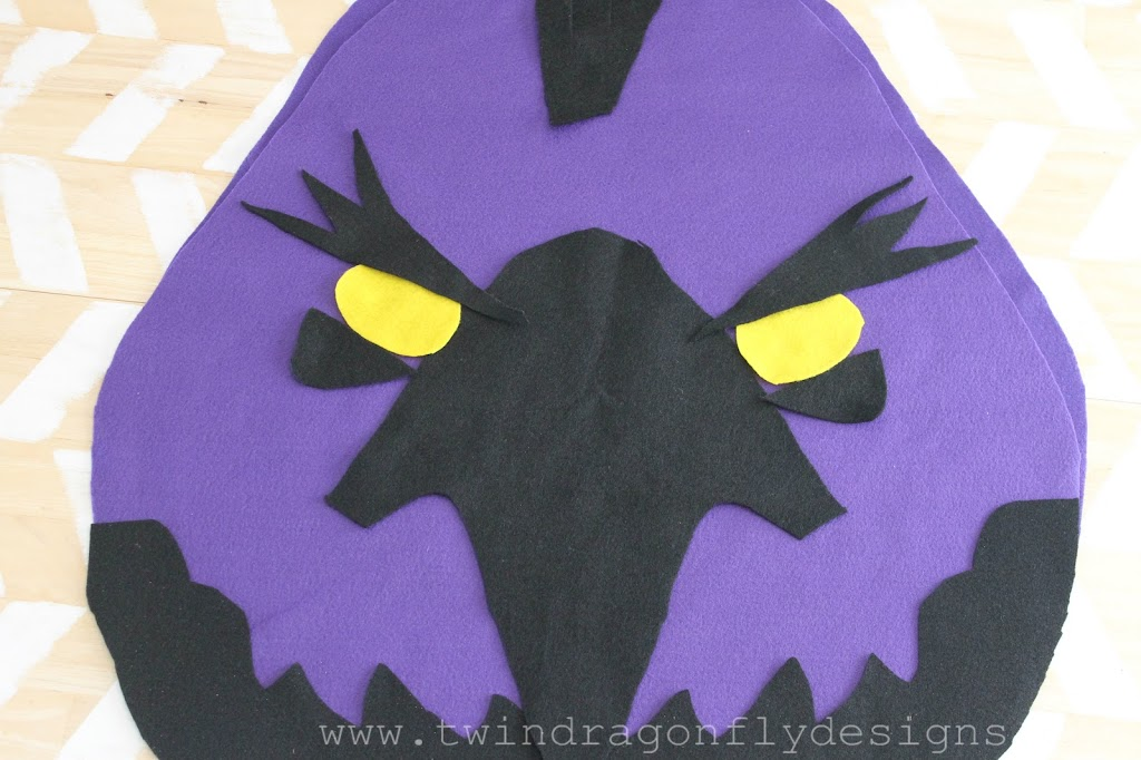 ANGRY BIRDS ~ Children's Costume Tutorial and Patterns