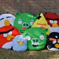 ANGRY BIRD Sightings {VIII} Featuring YOUR Angry Birds…