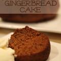 Gingerbread Cake